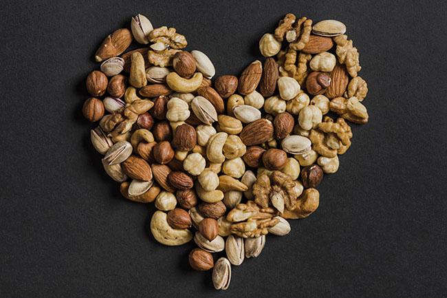 Các loại hạt tốt cho sự phát triển của cậu nhỏ.