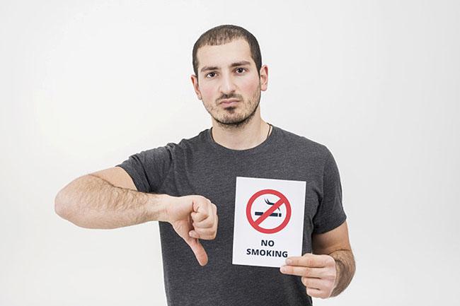 Bỏ hút thuốc để ngăn chặn rối loạn cương dương