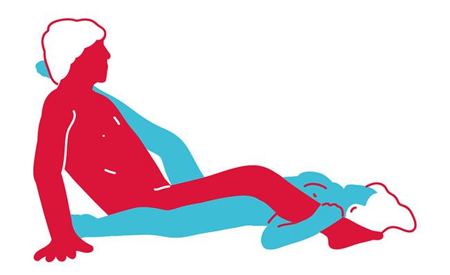 11 tư thế quan hệ tình dục khi mang thai