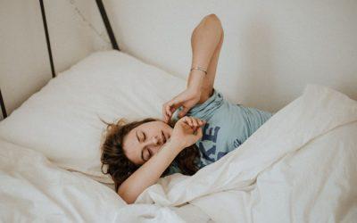 Giấc ngủ khi mang thai