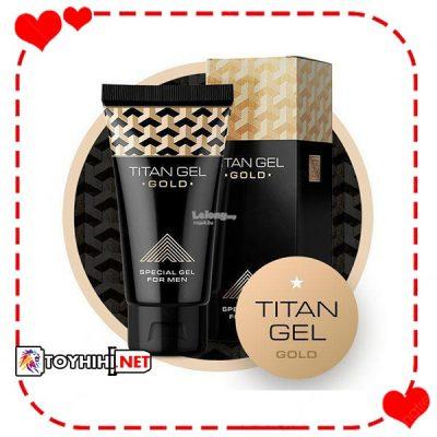 Gel cường dương và tăng kích thước dương vật Titan Gold TTGQHTC26 1