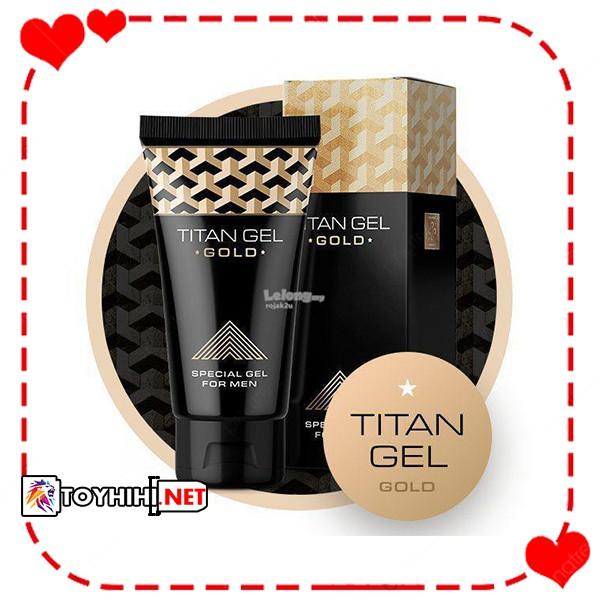 Gel cường dương và tăng kích thước dương vật Titan Gold TTGQHTC26