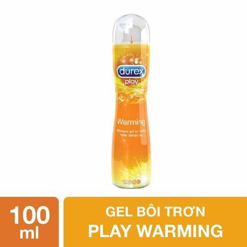 Gel Play Warming 100 ml – Durex GBTTC24