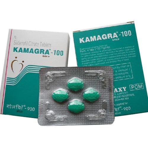 Viên uống cường dương sung mãn Ấn độ Kamagra 100 gold TTGQHTC3