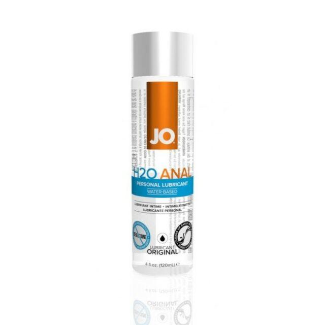 Gel bôi trơn hậu môn System JO – Anal H2O Lubricant 240 ml GBTTC1