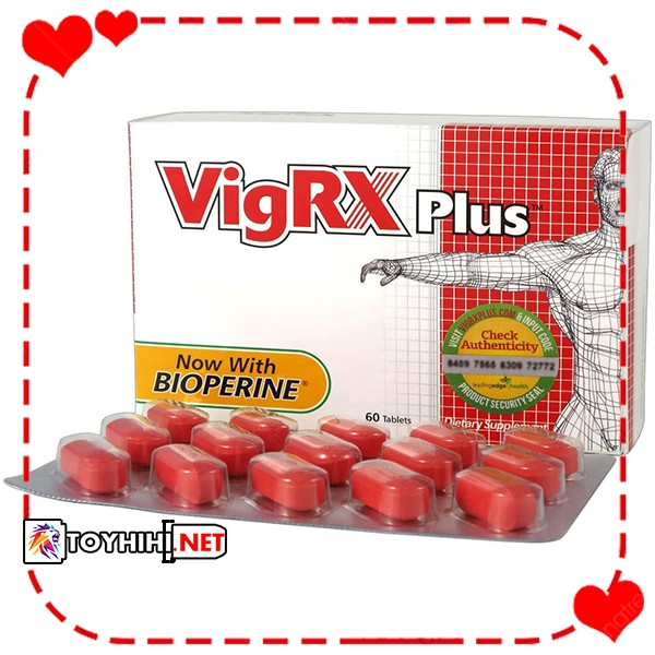 Tăng Cường Sinh Lý Vig Plus TTGQHTC9