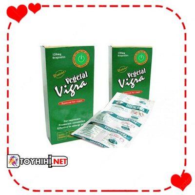 Thảo dược chống rối loạn cương dương Mỹ- Vegetal TTGQHTC25 1