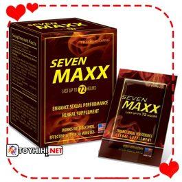 Thảo dược cường cương Seven Maxx- tác dụng 72h khiến chị em mê mẩn TTGQHTC1