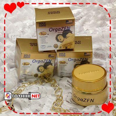 Thảo dược cường dương nhanh cải thiện đời sống tình dục Gold 5000 OrgaZFN TTGQHTC18 1