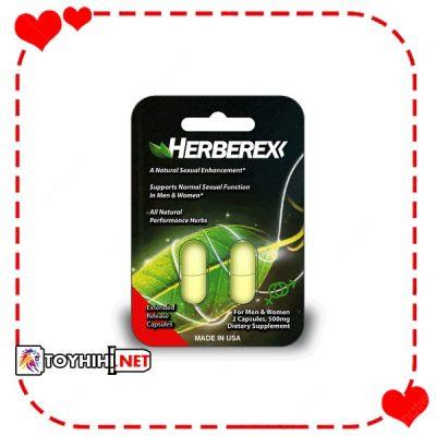 Thảo dược tự nhiên Herberex nhập khẩu từ Mỹ- Phục hồi và tăng cường sinh lực nhanh chóng TTGQHTC12 1