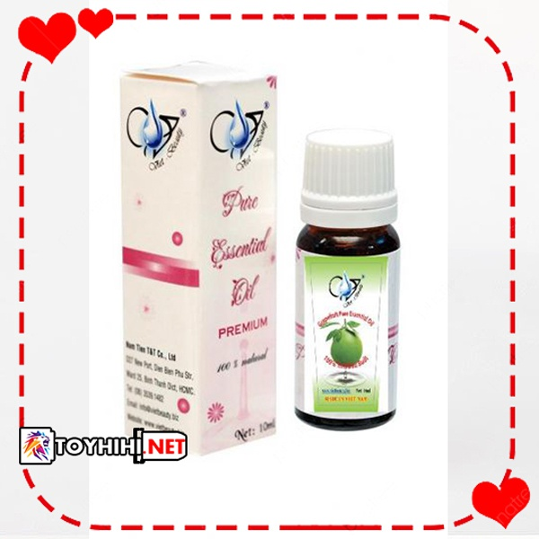 Tinh dầu hương hoa tự nhiên dễ chịu của Viet Beauty GBTTC9