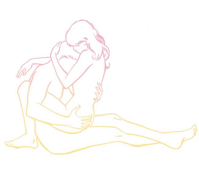Ghế tình yêu là gì? 12