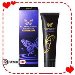 Gel bôi trơn cao cấp Nhật Bản-Jex glamourous butterfly moist jelly GBTTC12