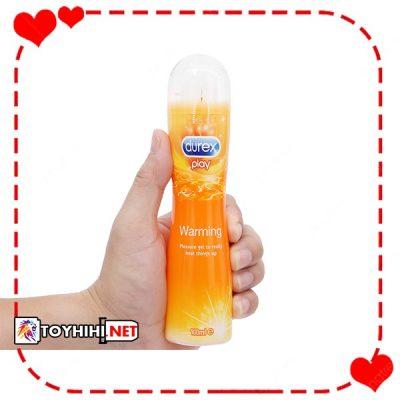 Gel Play Warming 100 ml - Durex GBTTC24 1