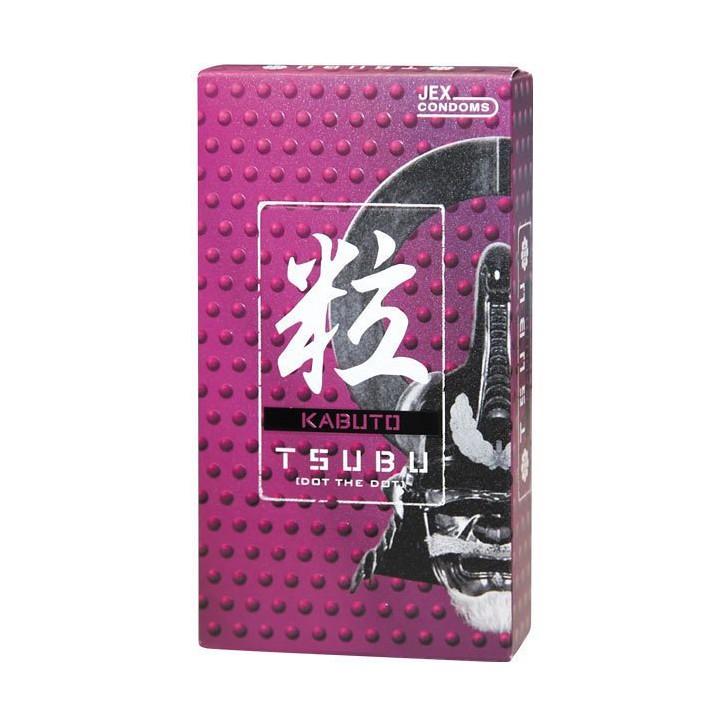 Bao cao su Jex Kabuto Tsubu Dot the Dot nhập khẩu từ Nhật Bản BCSTC10