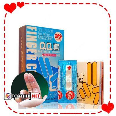 Bao cao su đeo ngón tay cho cả nam nữ BCSTC67 1