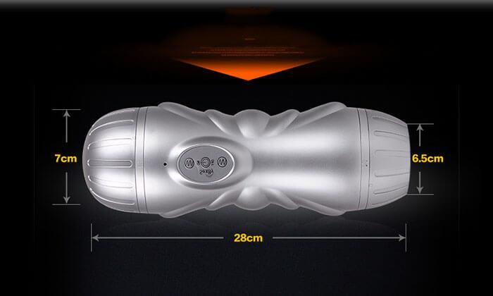 Cốc thủ dâm có thiết kế vô cùng thông minh ADGTC19