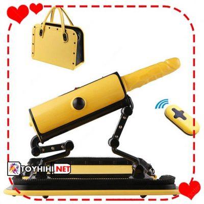 Máy làm tình tự động hàng cao cấp sang trọng cho quý bà DVGTC43 1