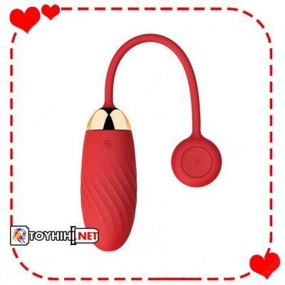 Trứng rung cao cấp svakom Ella kết nối Bluetooth điều khiển qua điện thoại TRTC10 1
