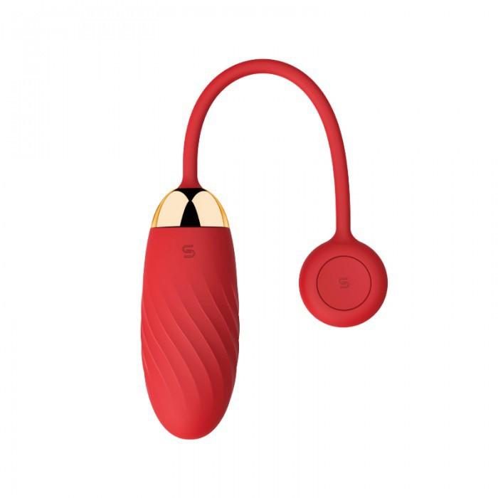 Trứng rung cao cấp svakom Ella kết nối Bluetooth điều khiển qua điện thoại TRTC10