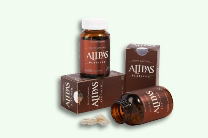 Mẫu mã, bao bì và tem trên sản phẩm Alipas Platinum chính hãng