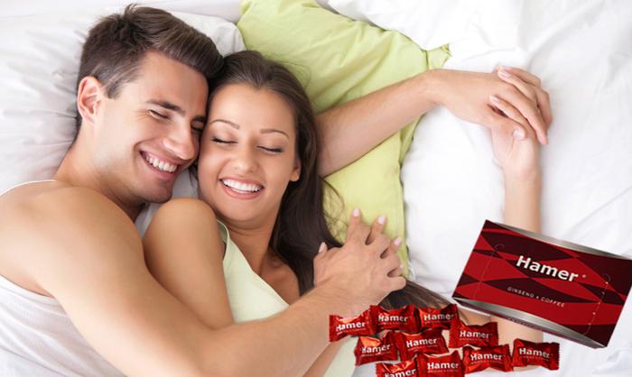 Kẹo sâm Hamer giúp cải thiện đời sống chăn gối của những cặp vợ chồng