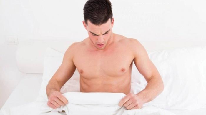 Mộng tinh là tình trạng xuất tinh trong khi đang ngủ ban đêm.