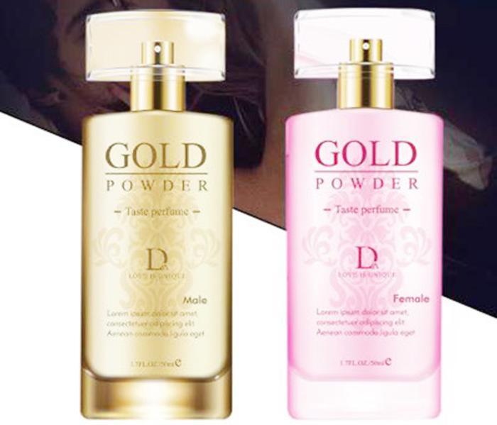 Nước hoa kích thích GOLD POWER được nhập khẩu chính hãng từ Mỹ