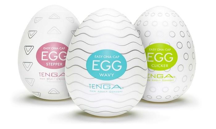 Giá cả bình dân là yếu tố khiến nhiều khách hàng tìm đến với Tenga Egg