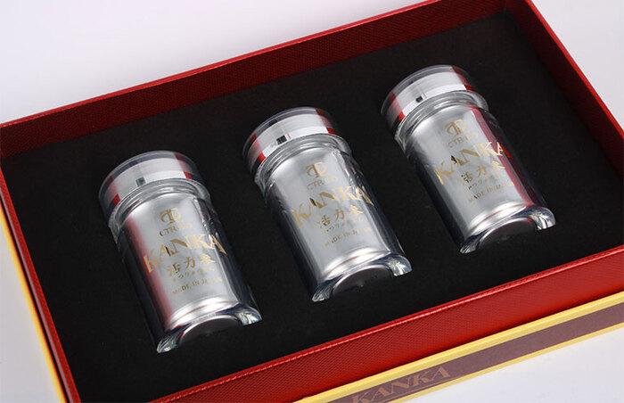 Kanka là sản phẩm bổ thận tráng dương được sản xuất tại Nhật Bản