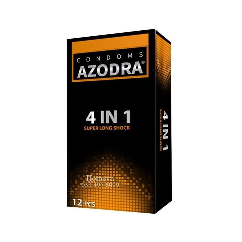 BAO CAO SU AZODRA 4 IN 1 GAI NỔI LỚN BCSSPT1