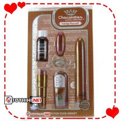 Bộ quà tặng Doc Johnson Chocolates Pleasure Kit cao cấp DVGTC135 1