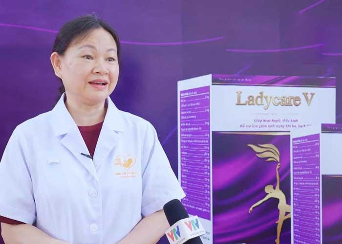 Viên uống phụ khoa Ladycare V – Chấm dứt nỗi khổ thầm kín của chị em