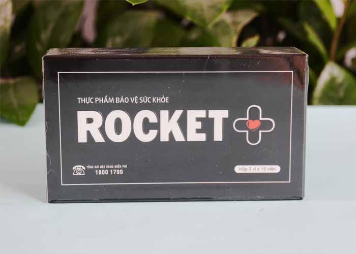 Thuốc kéo dài thời gian quan hệ Rocket có tốt không?