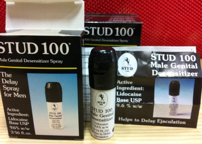 Thuốc trị xuất tinh sớm Stud 100 dạng xịt cho nam giới